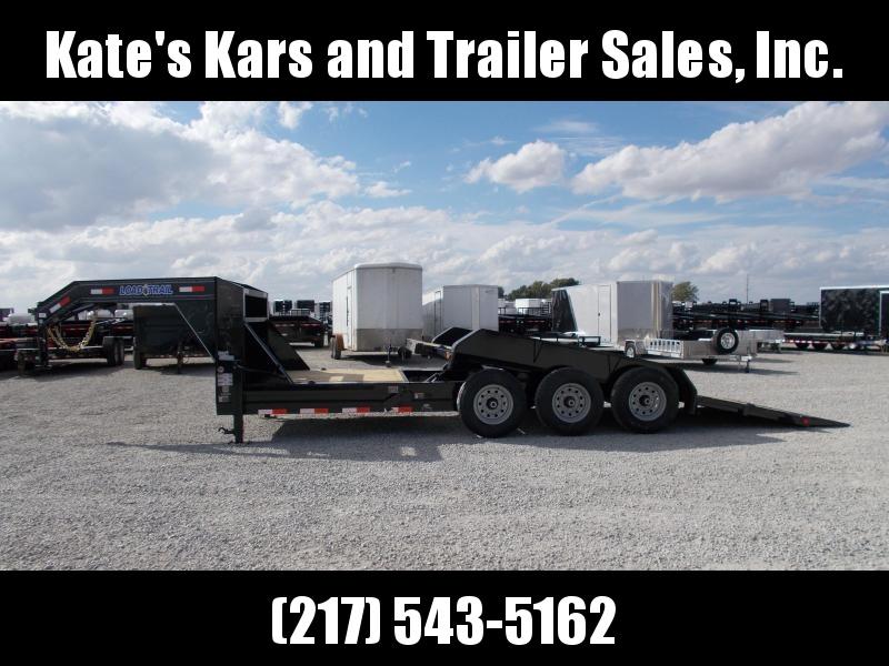 *NEW* 22' Gooseneck Tiltbed Equipment Trailer 21K LB