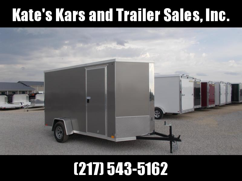 2020 Cross Trailers 6X12 Extra Tall HD Enclosed Cargo Trailer