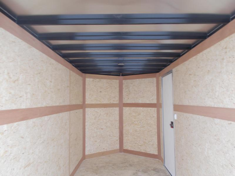 NEW!! Smooth Sided Cross 6X12' Extra Tall HD Enclosed Cargo Trailer for sale