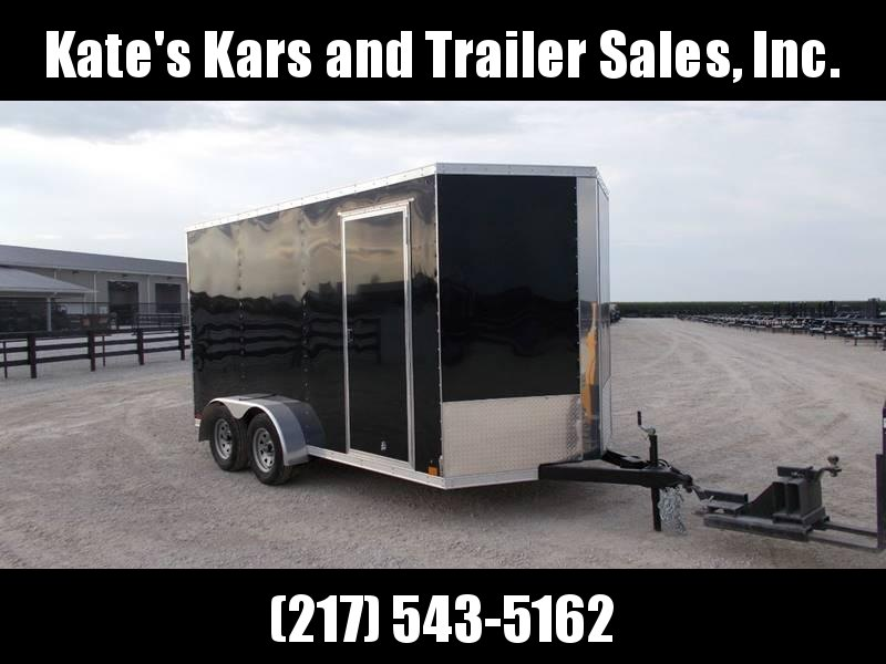 2019 Cross Trailers 7X14' HD Extra Tall Enclosed Cargo Trailer in Ashburn, VA
