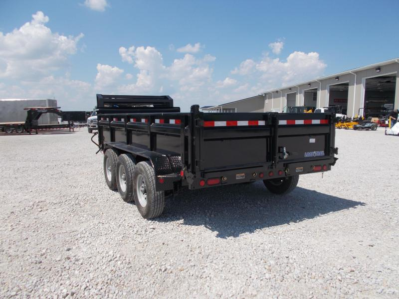 2019 Load Trail triple axle gooseneck 83x16