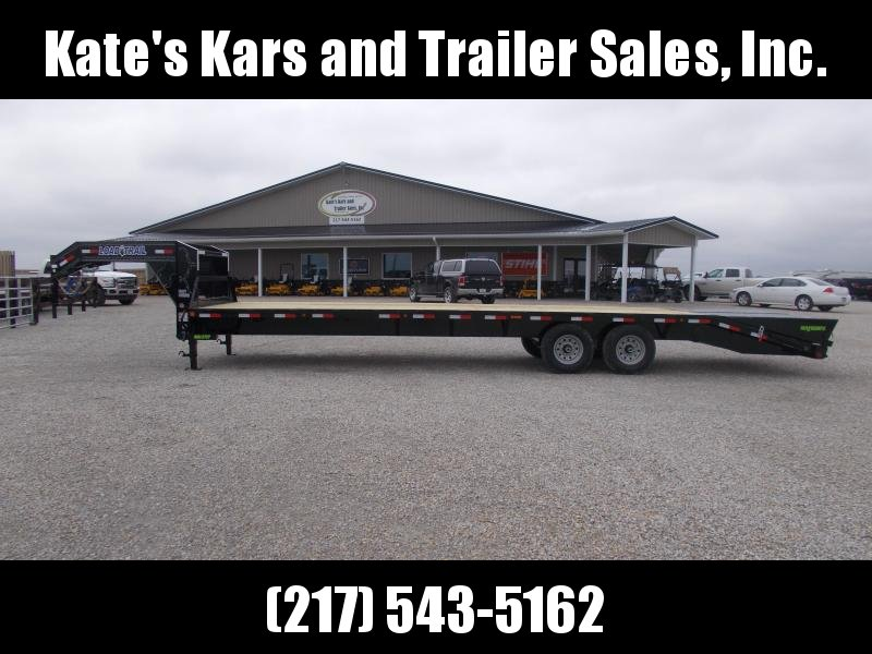 *NEW* Load Trail 30' Gooseneck 14000 LB Deckover Trailer