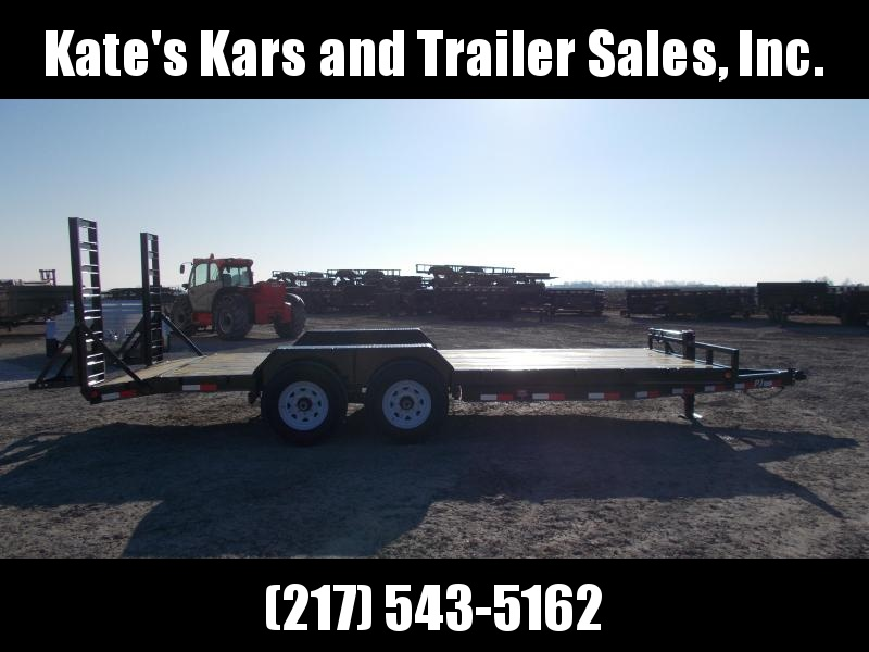 *NEW* PJ Trailers 83x20' 14K Equipment Trailer
