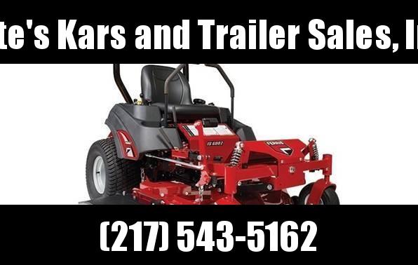2019 Ferris Mowers IS600 zero turn mower Lawn