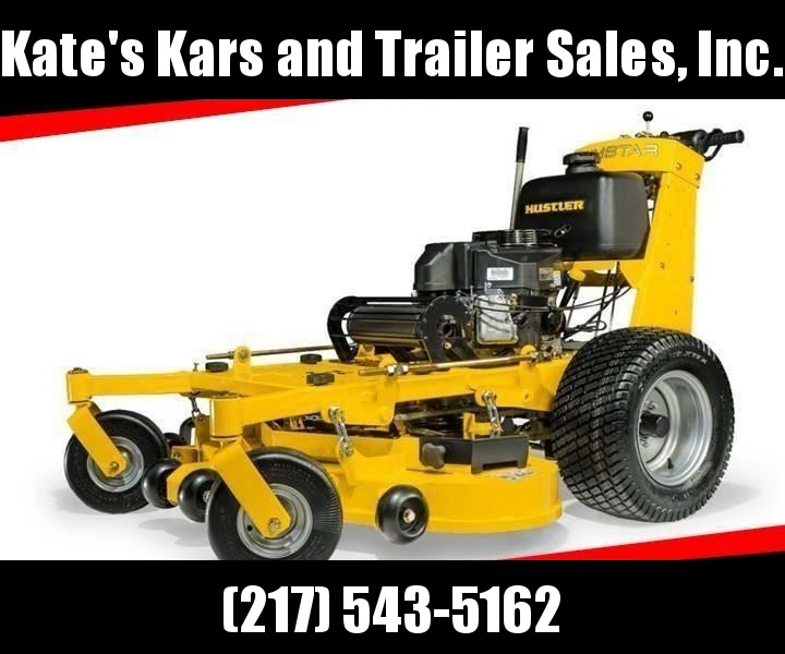 "2018 Hustler 54"" Trimstar commercial walk behind Lawn Mower for sale in Illinois in Ashburn, VA"
