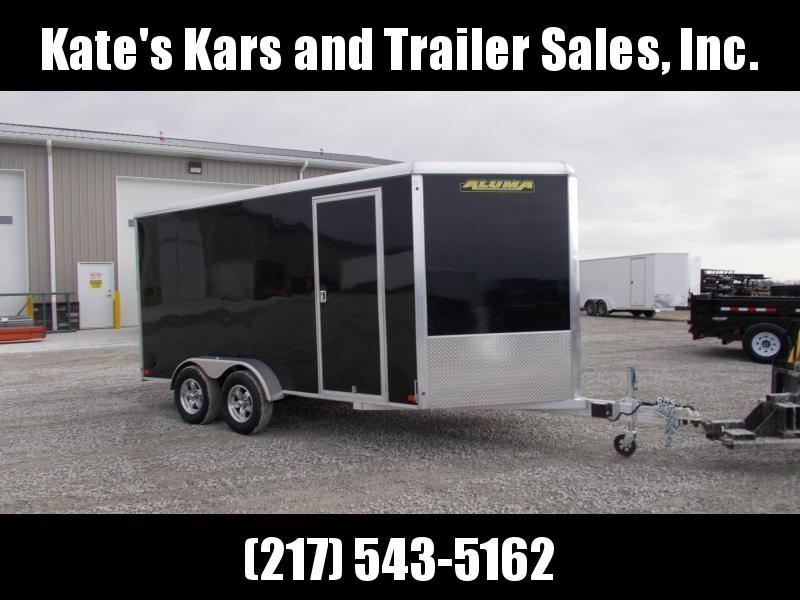 *NEW* Aluma 7X14' Extra Height Aluminum Cargo Trailer AE714TAR in Ashburn, VA