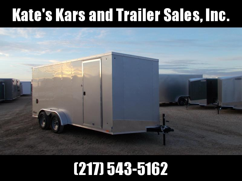 *NEW*  7X16' Extra Tall Enclosed Cargo Trailer