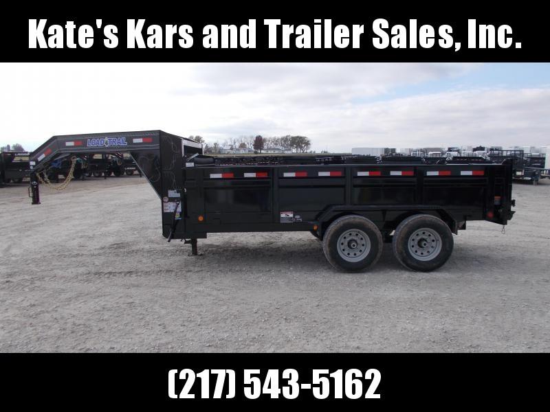 *NEW* Load Trail 83X14' Gooseneck Dump Trailer