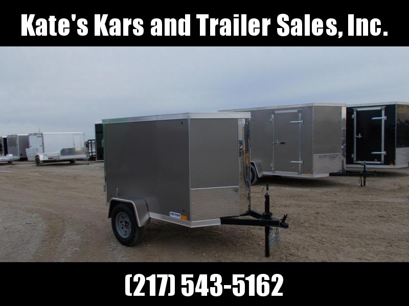2020 Cross Trailers 4x6' Enclosed Cargo Trailer Enclosed Cargo Trailer