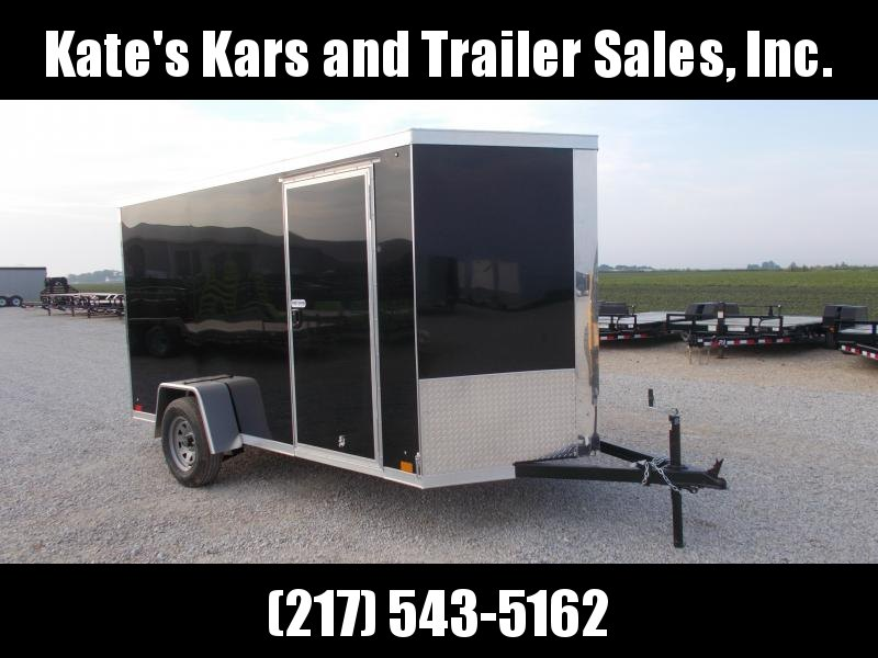 NEW** 6X12 Single Axle 2020 Cross Trailers Enclosed Cargo Trailer
