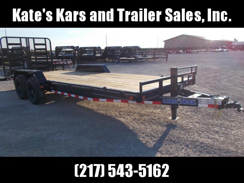 *NEW* Load Trail 22' 14000 LB Equipment Trailer Hauler