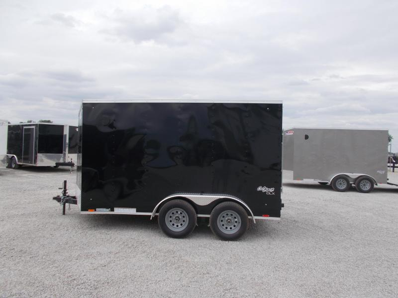 *NEW* Pace Extra Tall 7X12' Enclosed Cargo Trailer Tandem Axle