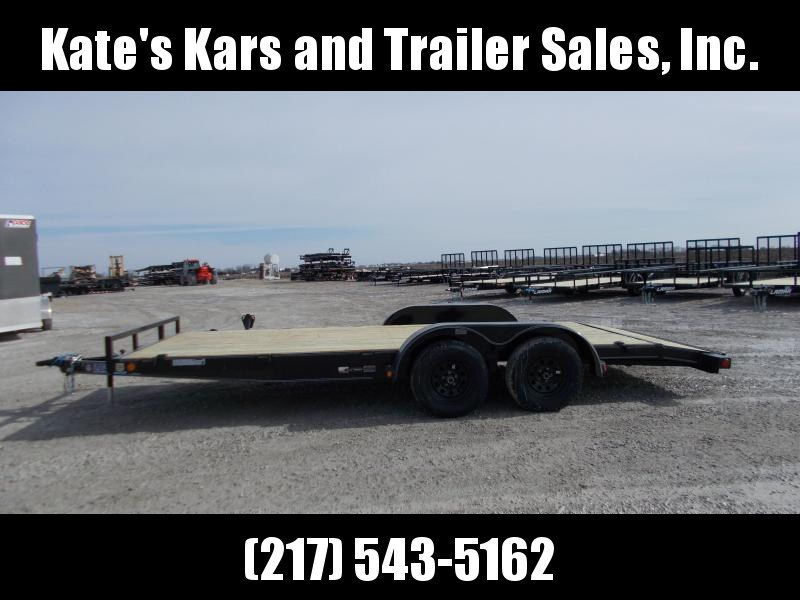 2019 Load Trail 83X18' Car Hauler Car / Racing Trailer