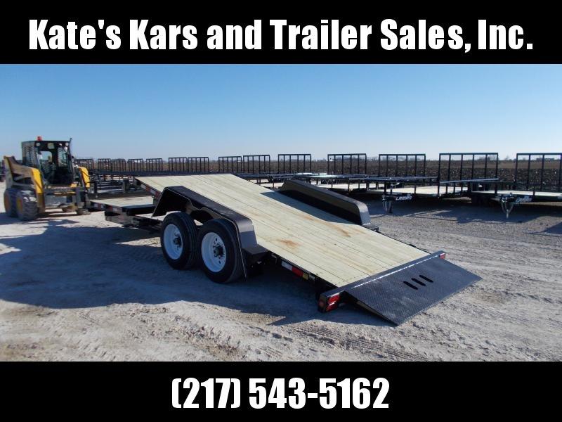 *NEW* B-B 83X22 Tiltbed 16K LB Trailer Equipment Trailer