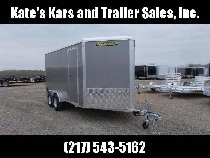 *NEW** Aluma AE714TA Aluminum 14' w/ Extra Height Enclosed Cargo Trailer in Ashburn, VA