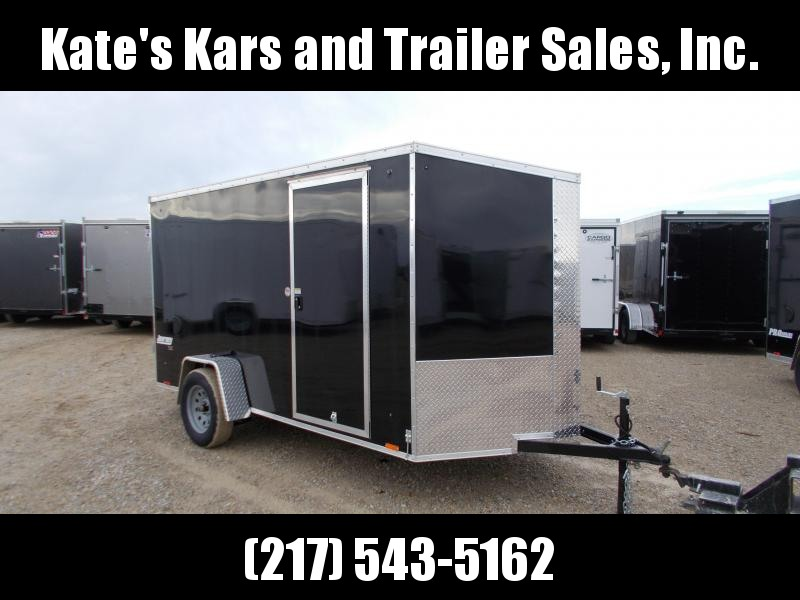 *NEW**Pace 6X12' Journey SE Enclosed Cargo Trailer