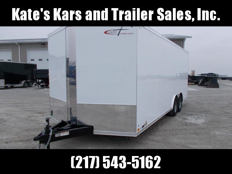 2020 Cross Trailers 8.5X20 Enclosed Cargo Trailer
