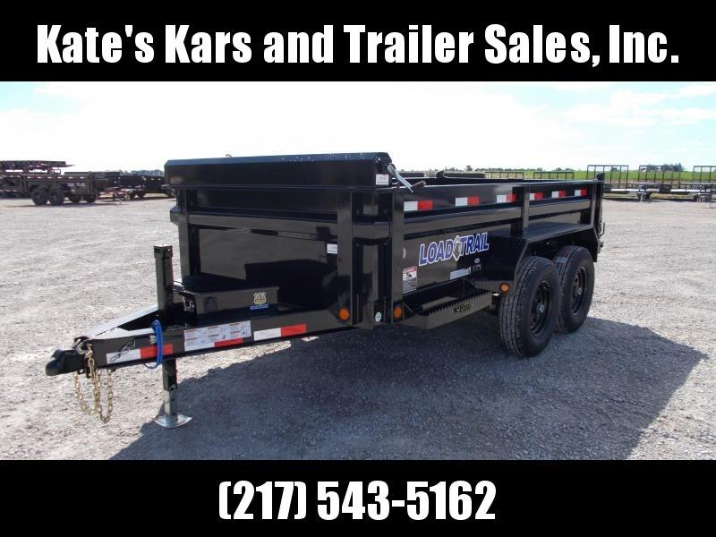 *NEW* for the price of used Load Trail 12' tandem axle dump trailer