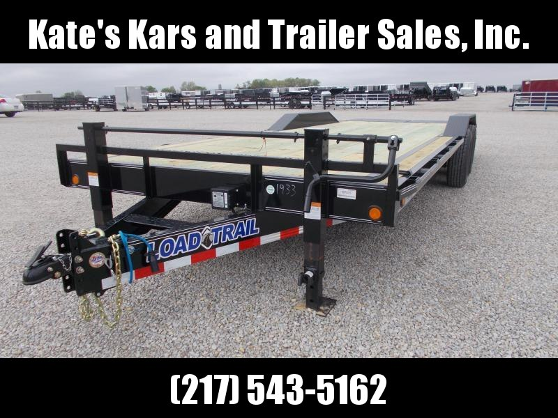 "*NEW** Load Trail 102""X24' Equipment Flatbed Trailer 14K LB"