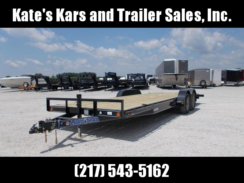 *NEW* Load Trail 83x22 7K car hauler Trailer