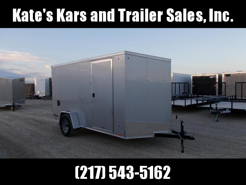 *NEW* Cargo Express 6x12' Enclosed Cargo Box Trailer