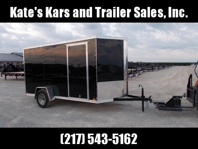 2019 Cross Trailers 6X12 SA BP HD Enclosed Cargo Trailer