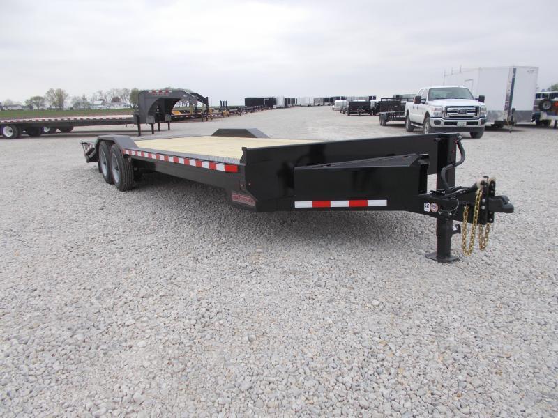 2019 Midsota 102X24 Equipment Trailer 16K LB Flatbed Trailer
