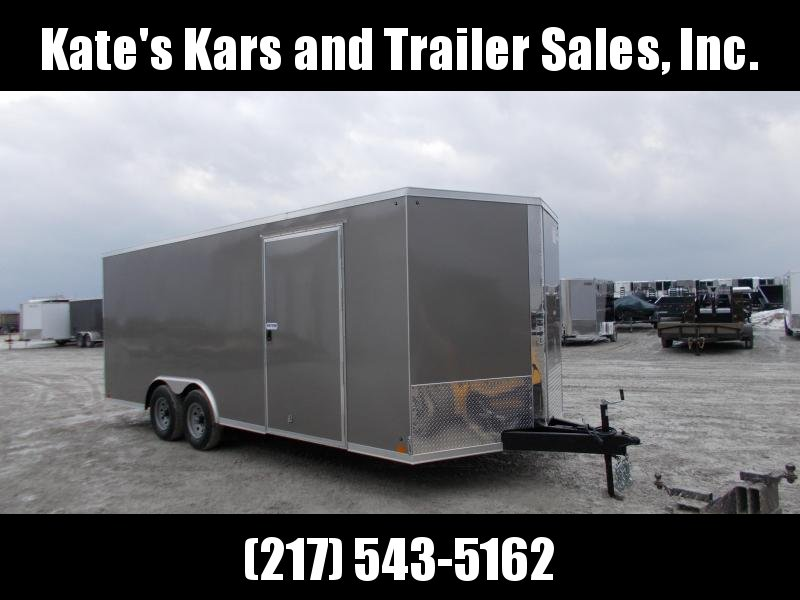 2020 Cross Trailers HD 8.5X20' Enclosed Cargo Trailer 9990 LB Enclosed Cargo Trailer