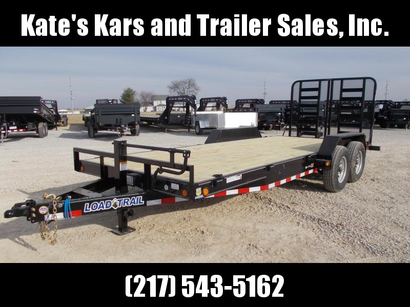 NEW Load Trail 83x20' Equipment Trailer 14K LB