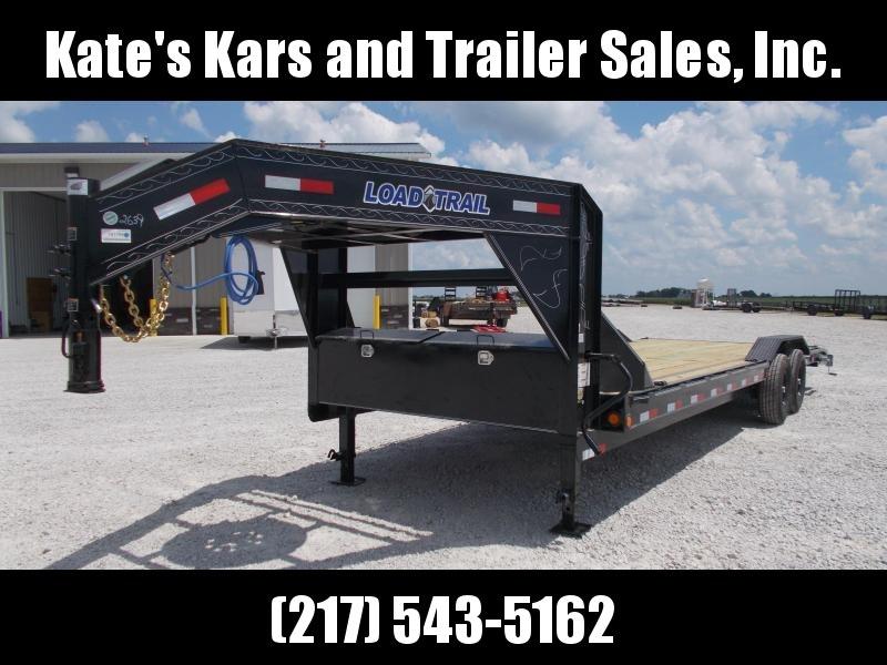 BUGGY HAULER Load Trail 102X26 Car Hauler 14K Flatbed Trailer