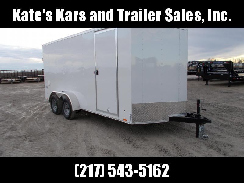 *NEW***Pace 7X16' Extra Tall Enclosed Trailer