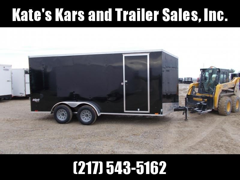 *NEW* EXTRA TALL Pace  7X16' Enclosed Cargo Trailer