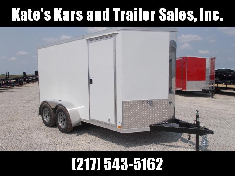 *TANDEM AXLE! Cross 6X12' HD Enclosed Cargo Trailer in Ashburn, VA