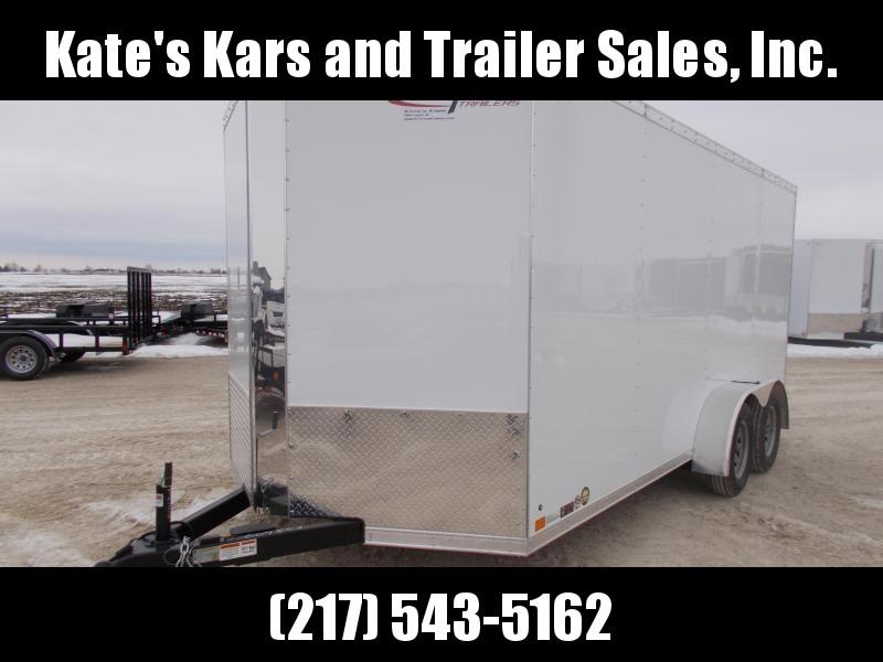 2019 Cross Trailers 7X16 Extra Tall Enclosed Trailer Enclosed Cargo Trailer in Ashburn, VA