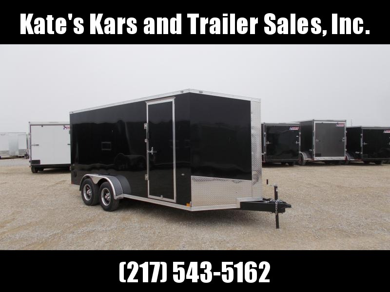 2020 Formula Trailers 7X16 Extra Tall HD Compass Enclosed Cargo Trailer