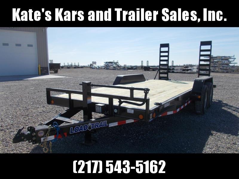 *NEW* Load Trail 83X18' Bobcat Hauler Equipment Trailer 14000 LB GVWR