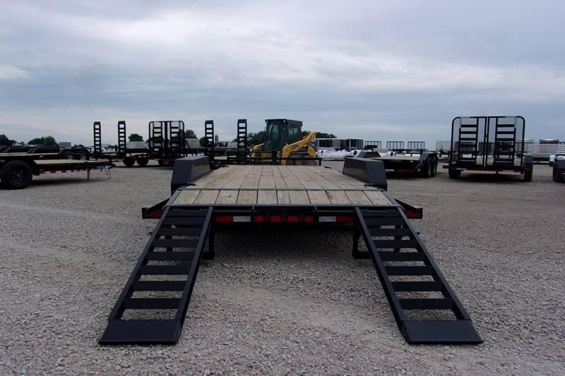 *NEW* Discounted 20' Equipment Trailer 14K LB GVWR