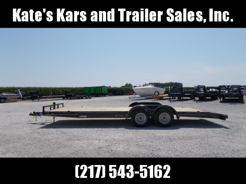 *NEW* Load Trail 83x22' Car Hauler Trailer 7K LB GVWR