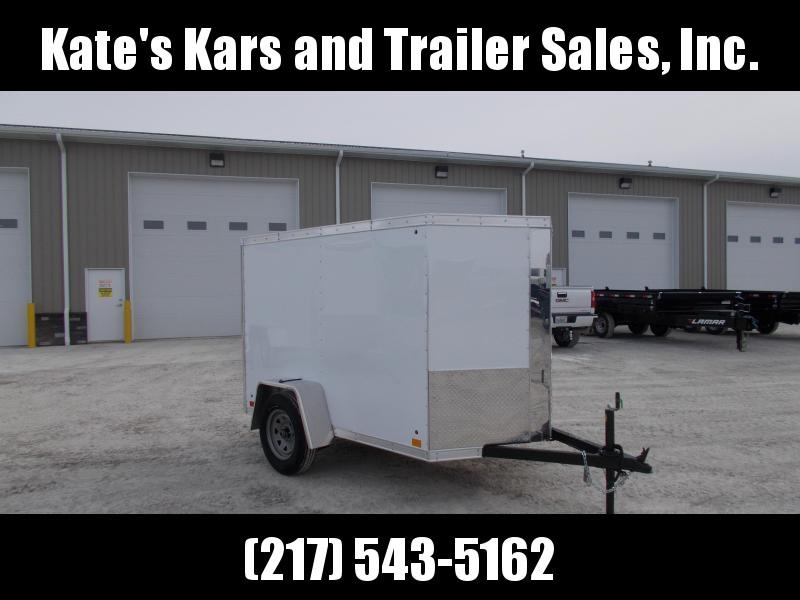 2019 Cross Trailers 5X8 Enclosed Cargo Trailer