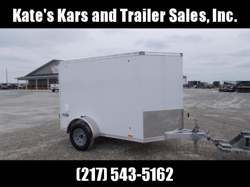 2020 Pace American 5X8' Aluminum Enclosed cargo Enclosed Cargo Trailer