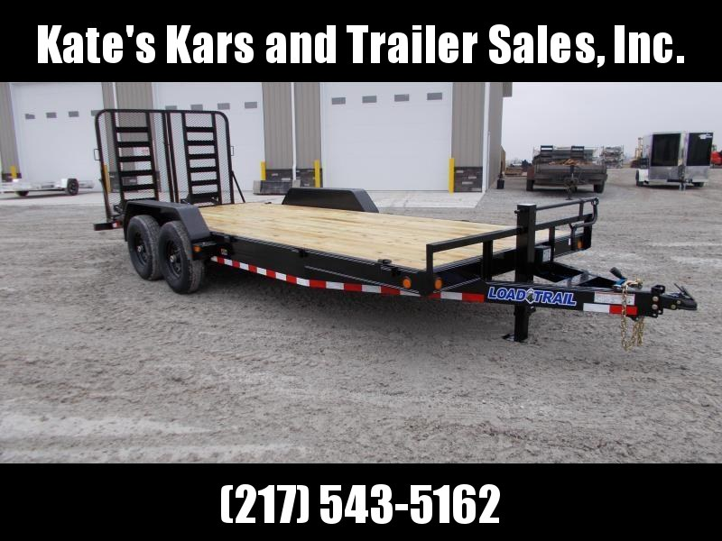 *NEW* Load Trail 20' Bobcat hauler Trailer 14K LB GVWR