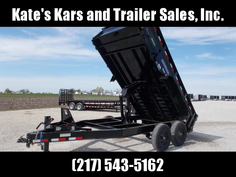 "*NEW* Load Trail 83""X14' Dump Trailer 14K LB"