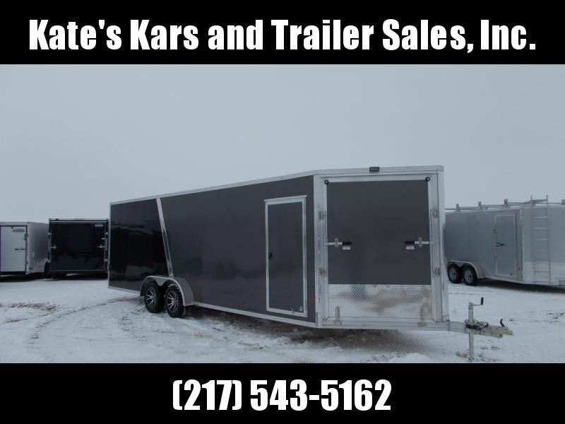 2019 EZ HAULER Aluminum 7X24' SnowMobile Sled Trailer 24+5 in Ashburn, VA