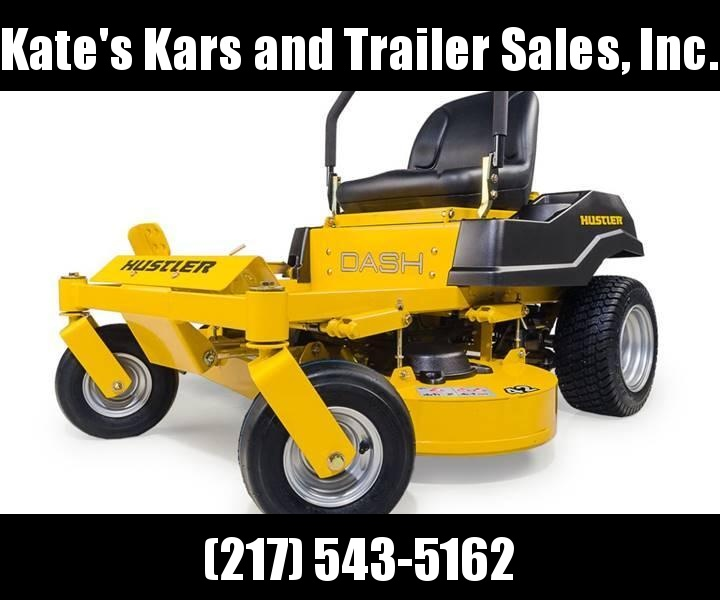 "2018 Hustler Dash 42"" zero turn mower Lawn Mower for sale in Illinois"