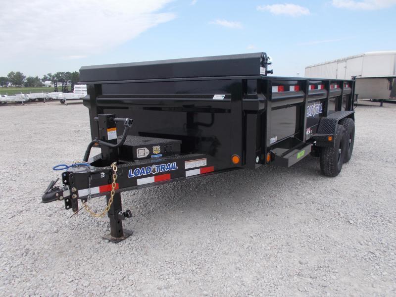 2020 Load Trail DT14 83 x 16 Dump Trailer