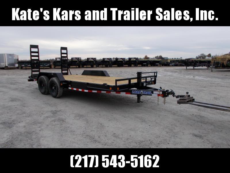 *NEW* Load Trail 18' Equipment Trailer 14K LB