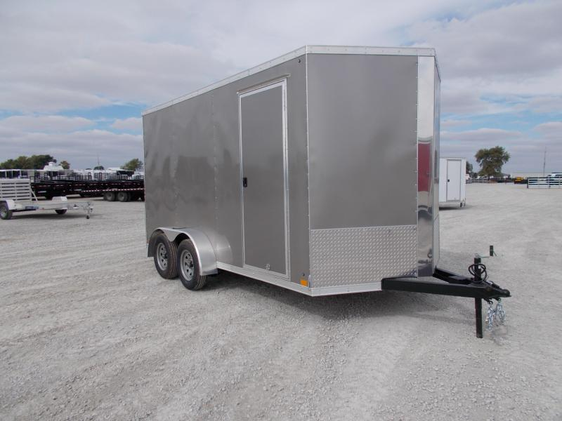 "*NEW* Cross 12"" EXTRA Height cargo Enclosed Trailer"