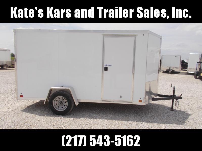*NEW*  Cross  6X12' Screwless Sides 16 ON center Enclosed Cargo Trailer in Ashburn, VA