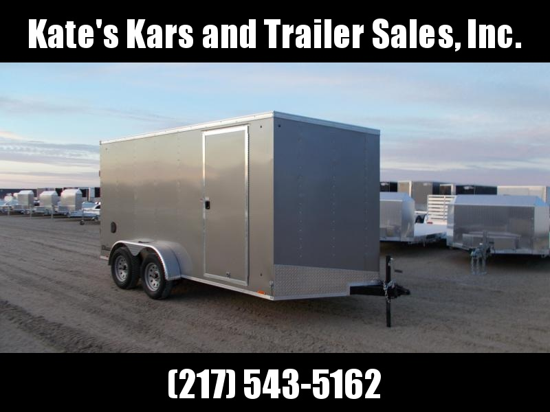 *NEW* Cargo Express 7X14' Extra Tall Enclosed Cargo Trailer