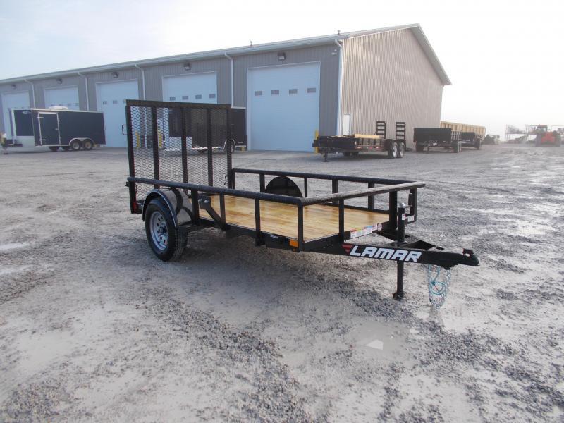 *NEW* Lamar PIPETOP 5x10' Atv Utility trailer